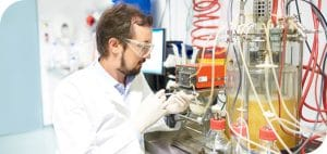 scientific expert for custom recombinant protein expression on a fermenter