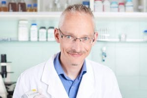 trenzyme's molecular biology expert and safety officer