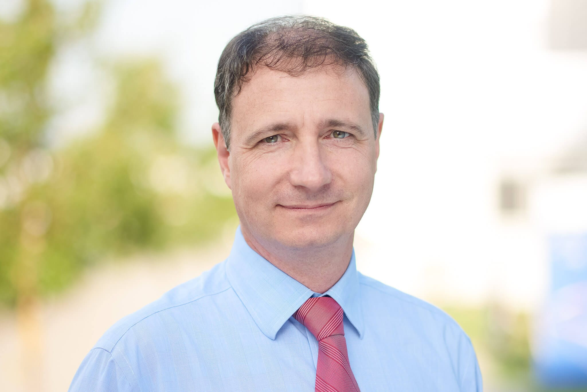 Reinhold Horlacher, managing director & CSO of trenzyme GmbH