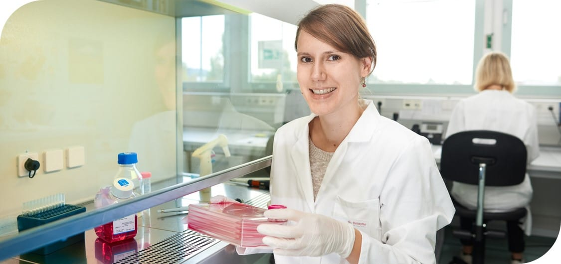 trenzyme's scientific stem cell differentiation expert